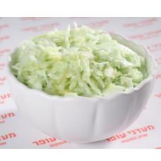 סלט כרוב לבן טבעי - מעדני עופר